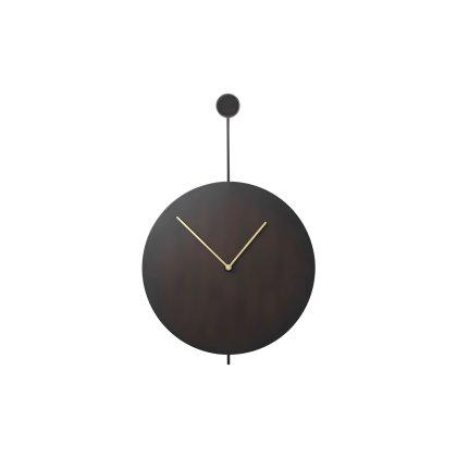 Trace Wall Clock Image