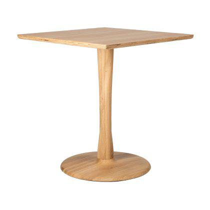 Torsion Square Dining Table Image