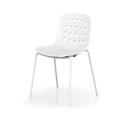 Holi Side Chair - Open Shell Image