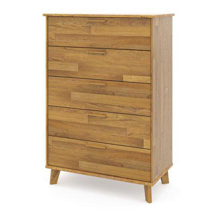 Camden 5 Drawer Wide Dresser Image