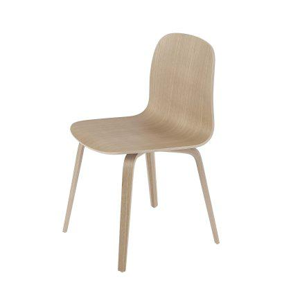 Visu Chair Wood Base Image