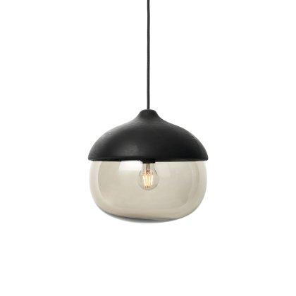 Terho Pendant Light - Black Lacquered Image
