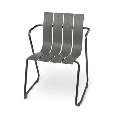 Ocean Chair - Concrete Green Image