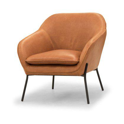 Edith Lounge Chair Image