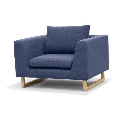 Staple Lounge Chair Image