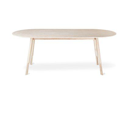 Bracket Dining Table Oval Image