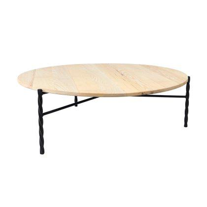Von Iron Coffee Table - Large Image