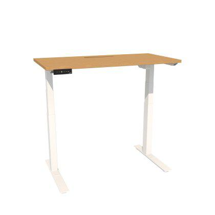 "Foundation Sit-Stand Desk 24"" x 48"" Image"