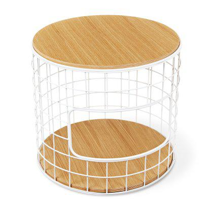 Wireframe End Table Image