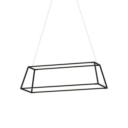 Z-Bar Pendant Rise Rectangle Image