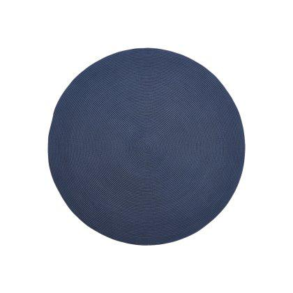 Infinity Round Outdoor Carpet Image