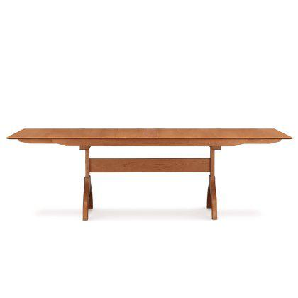 "Sarah 38"" Trestle Extension Table Image"