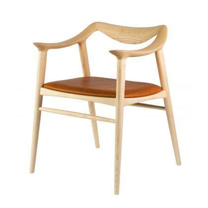 Bambi 57 Dining Chair - Ash Image