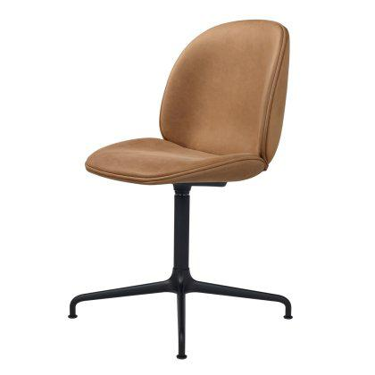 Beetle Meeting Chair - Fully Upholstered Four Star Base Image