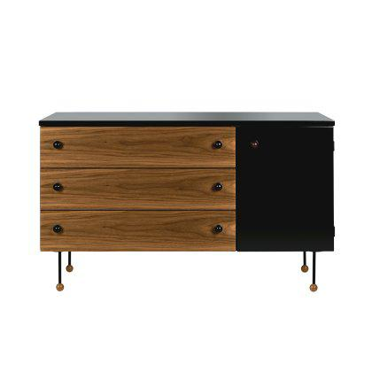 Grossman 62 Series Dresser - 3 Drawers Image