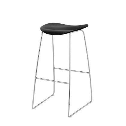 Gubi 2D Bar Stool - Sledge Base Image