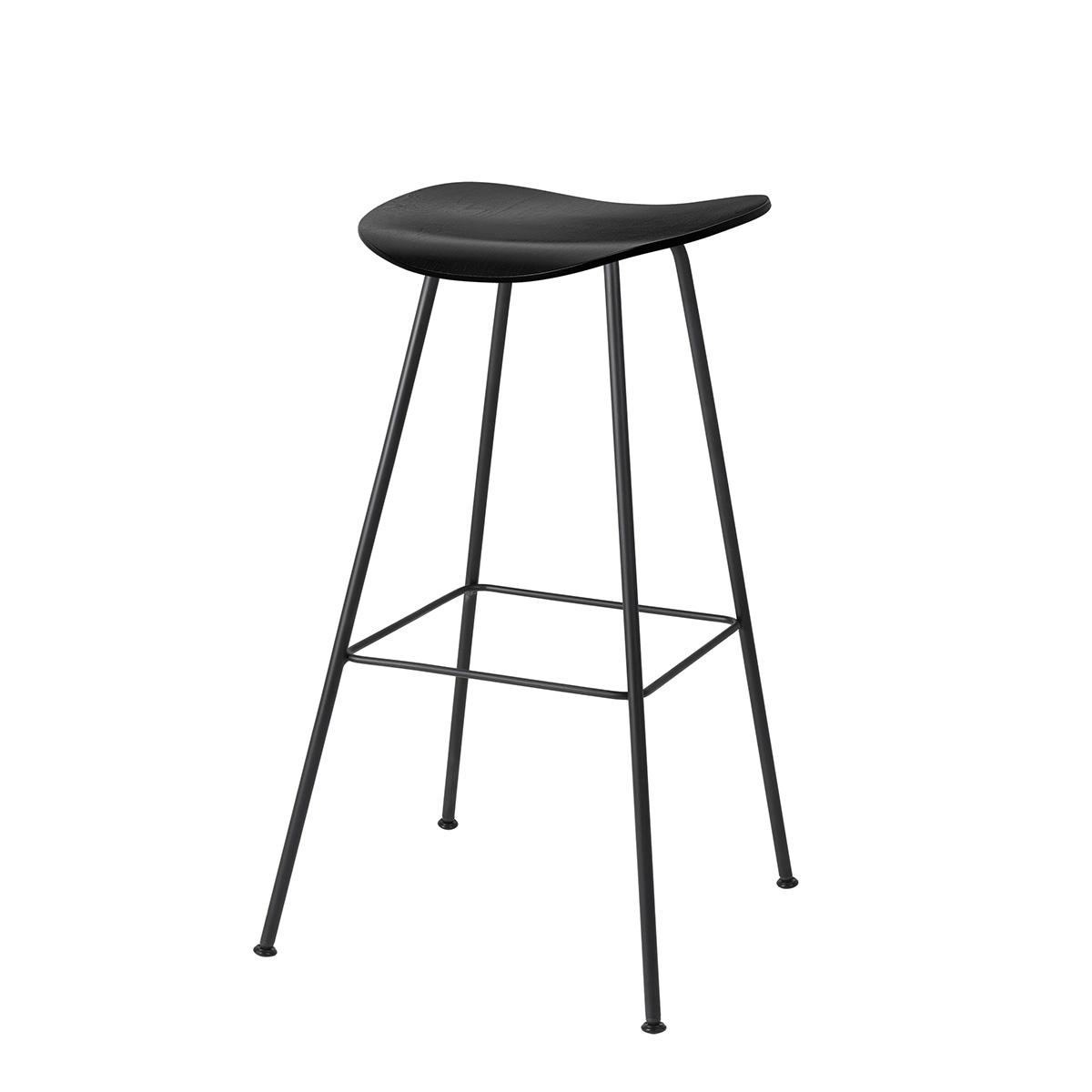 Groovy Gubi 2D Counter Stool Center Base Andrewgaddart Wooden Chair Designs For Living Room Andrewgaddartcom