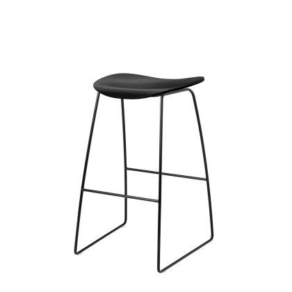 Gubi 2D Counter Stool - Sledge Base Image