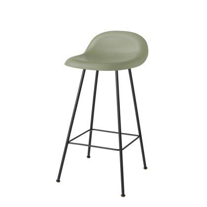 Gubi 3D Counter Stool - Center Base Image