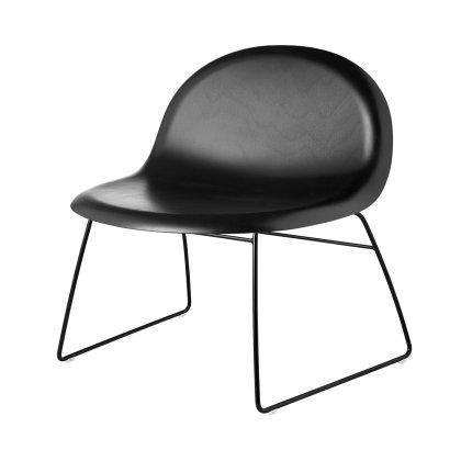 Gubi 3D Lounge Chair - Sledge Base Image
