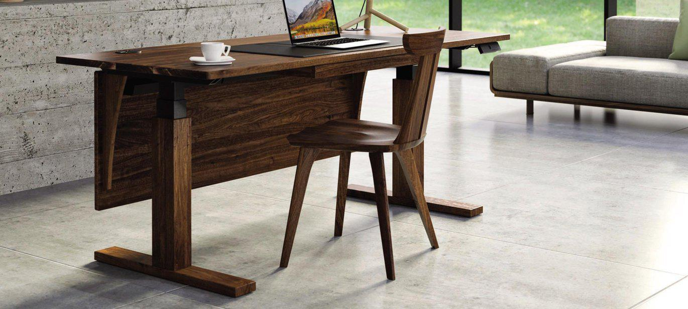 Invigo Sit-Stand Desk Collection Image