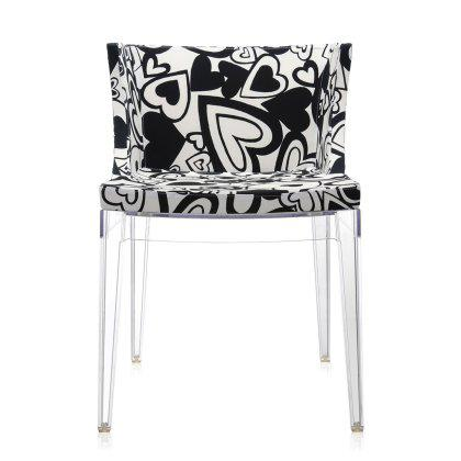 Mademoiselle Chair Fire Resistant - Moschino Fabric Image