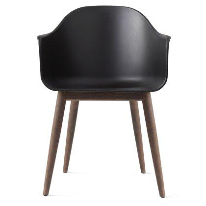 Harbour Chair with Wood Legs Image