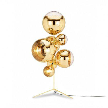 Mirror Ball Stand Chandelier Image