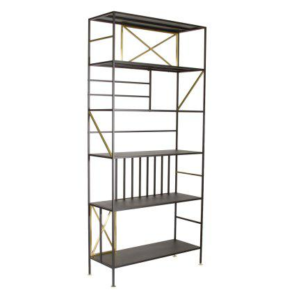 New Prairie Vertical Bookcase Image