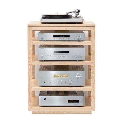 "Dovetail 18"" Audio Rack Image"