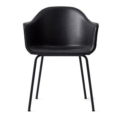 Harbour Upholstered Chair with Steel Legs Image
