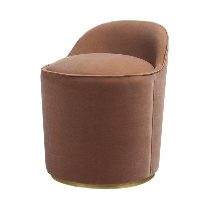 Tail Lounge Chair - Low Back Image